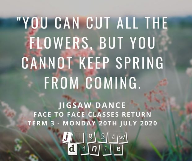 Jigsaw Dance Returns